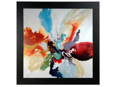 contemporary colorful painting