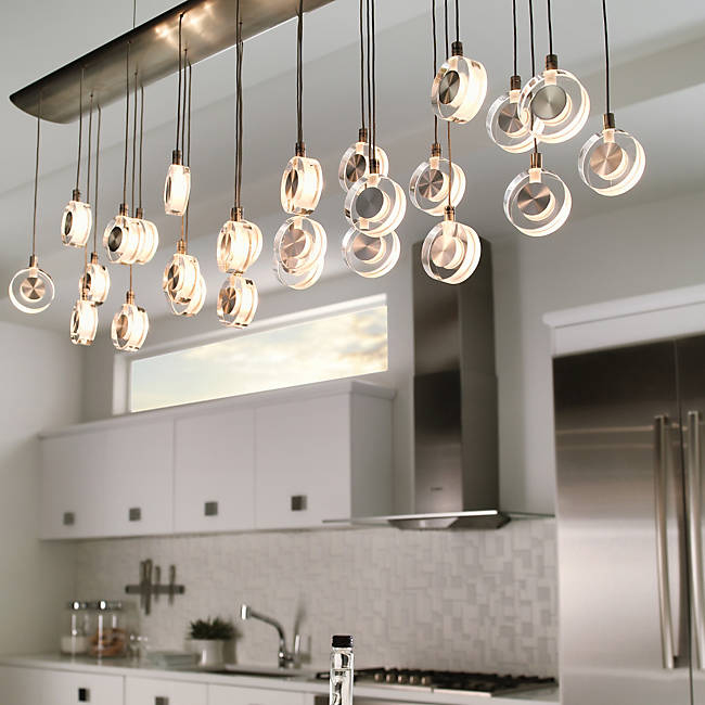Home Lighting Guidelines Including Chandelier Size And