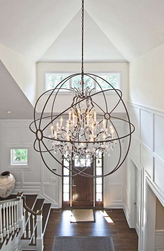How To Determine The Size Placement Of A Chandelier Use This Formula