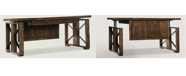 bdi sit stand desk