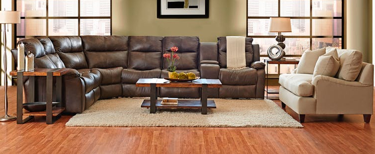 klaussner bluetooth controlled couch